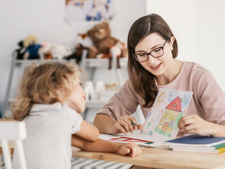 Pediatric Speech & Language Therapy